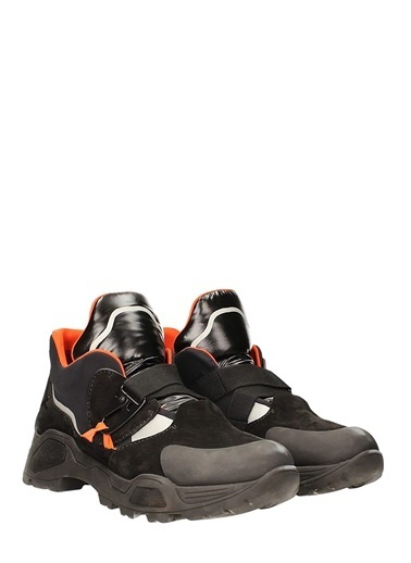 Deplace Sneakers Siyah
